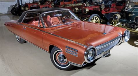 chrysler gas turbine the 10 most expensive cars that leno owns