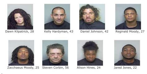 Putnam County Fl Warrant Search Putnam County Undercover Bust Catches Nine Newstalk Florida
