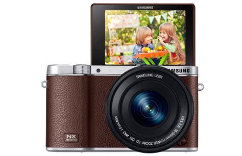 Kamera Mirrorless Samsung Nx Mini samsung smart nx3000 mirrorless announced photo rumors