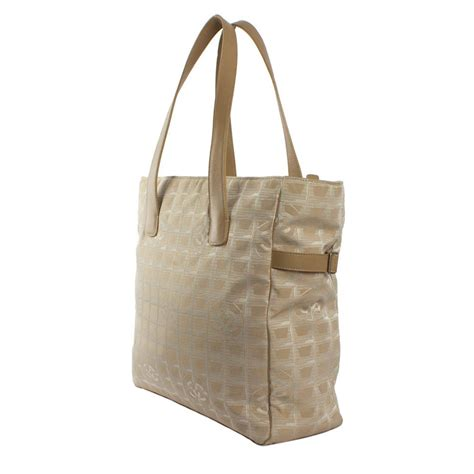 Tote Bag My Trip My Adventure chanel large travel linen tote bag