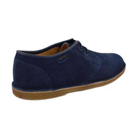 clarks originals jink mens laced corduroy casual shoes