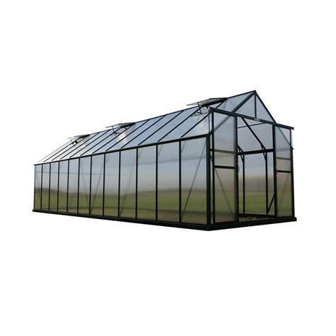grandio greenhouses ascent 8 ft w x 24 ft d x 8 ft h