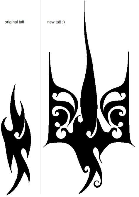 ukrainian tribal tattoos morphage ukrainian trident tryzub by
