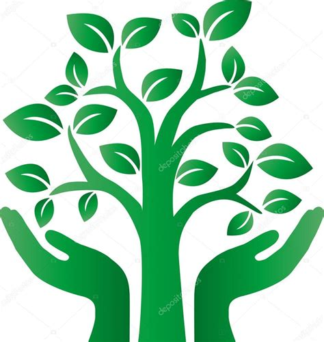 imagenes logos verdes 193 rbol verde medio ambiente negocios logotipo ecol 243 gico