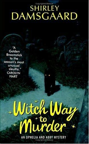Shirley The Witch Cover book cover of witch way to murder