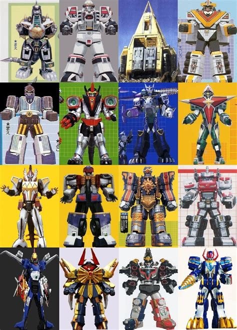 Megazord Turbo Daizyujin Turbo Base Power Ranger 6th ranger megazords of power rangers 20 by chipmunkraccoon2 power rangers fandom