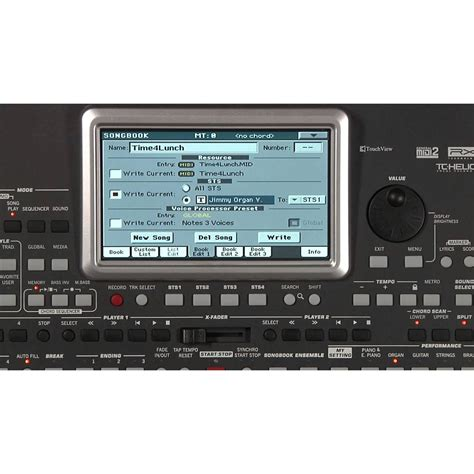 Keyboard Korg Pa900 Baru disc korg pa900 professional arranger keyboard at gear4music