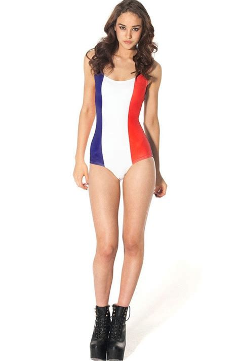 color block swimsuit one color block patriotic one swimsuit 017309