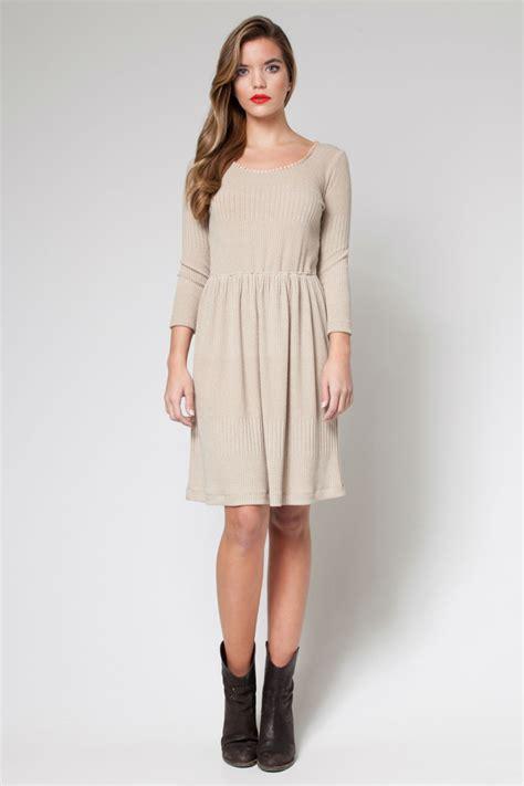imagenes de vestidos invierno vestidos casuales para invierno 2014 6
