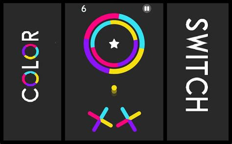 color pattern games online toss the ball through the color switch pattern game app