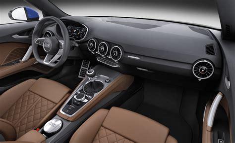 Audi Tt Interior by 2016 Audi Tt Interior View Photo 9
