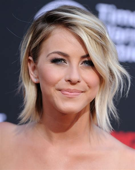 julianne hough thin hair julianne hough layered razor cut julianne hough looks