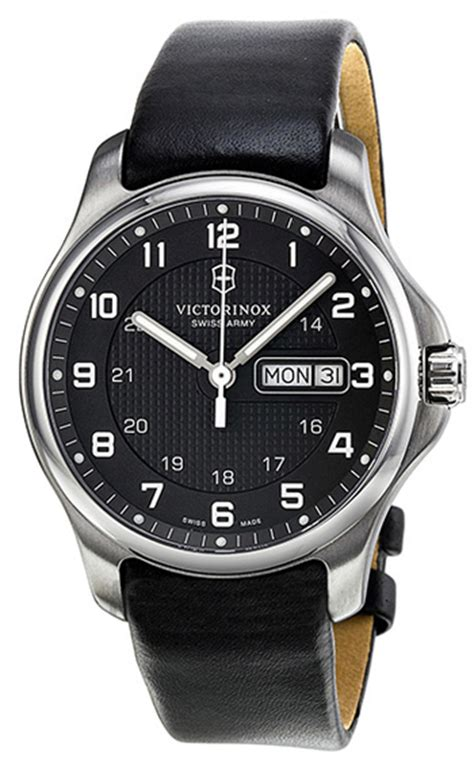 Swiss Army Day Date swiss army officers day date s model 241549 1