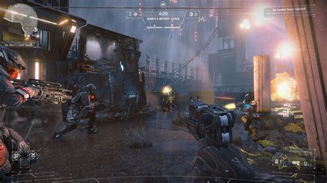 Multiplayer Ps4 by Review Killzone Shadow Fall Ps4style