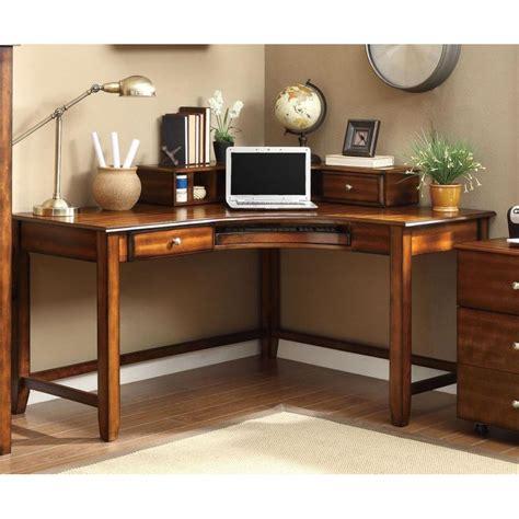 wood small corner desk  hutch  furniture small
