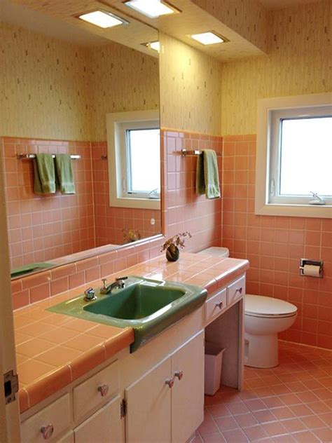 1950 Bathroom Remodel by Best 25 1950s Bathroom Ideas On 1950s Home