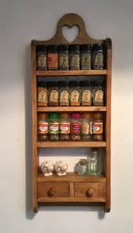 Spice Racks As Bookshelves - 2 drawer pallet spice rack pallet ideas 1001 pallets