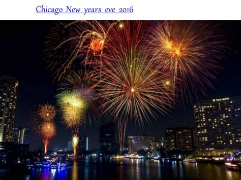 new year in chicago chicago new years 2016