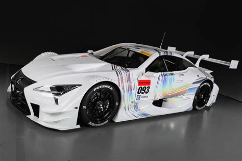2017 Lexus LC Super GT racer revealed