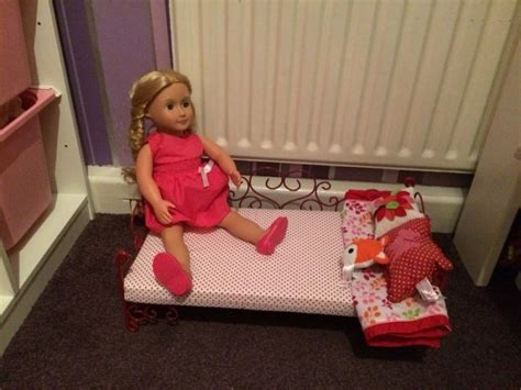 our generation doll bed our generation swirly dolls bed for sale in walkinstown