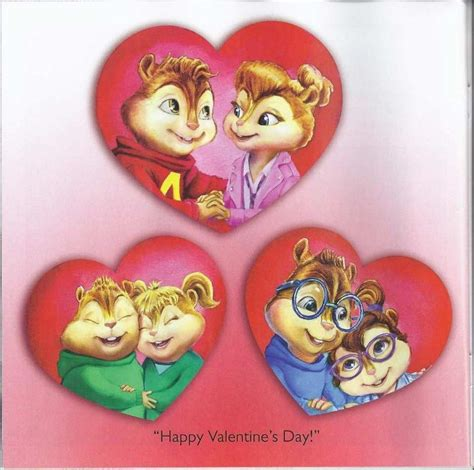 alvin and the chipmunks the valentines collection alvin and the chipmunks gift ideas