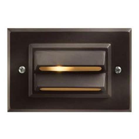 hinkley lighting low voltage 12 watt bronze horizontal