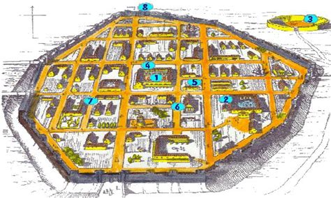 Blue Prints For Homes by 221 History Blog Questions Ancient Roman City Planning