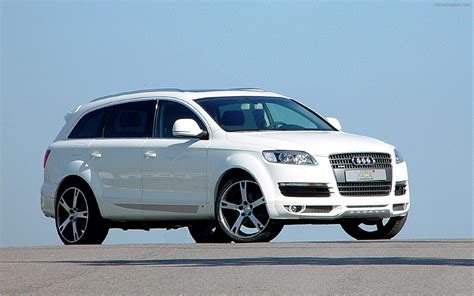 abt audi q7 2006 widescreen car picture 13 of 28