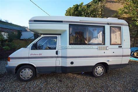 sold auto sleeper clubman gl 1997 vw t4 2 4 diesel