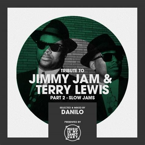 house music slow jams tribute to jimmy jam terry lewis selected mixed by danilo part 2 slow jams
