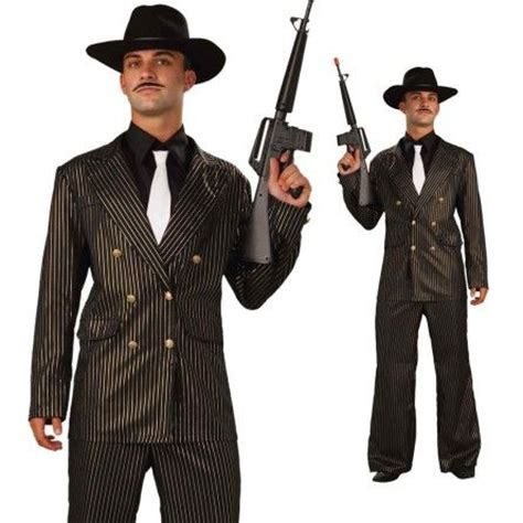 1920s costume gangster suit 03 clothing for