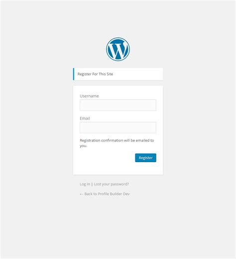 Wordpress Tutorial User Registration | wordpress user registration explained