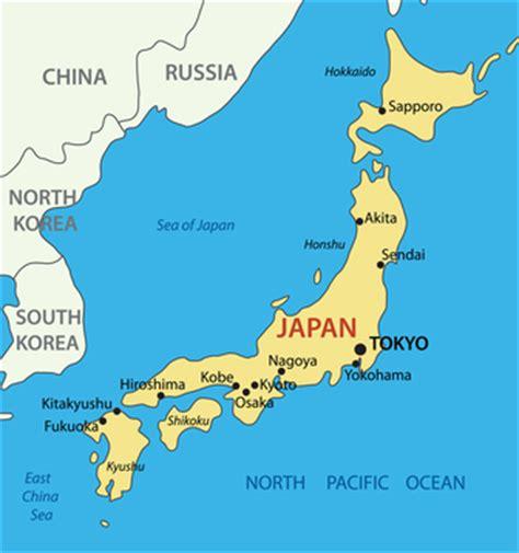 map of the world japan archipelago