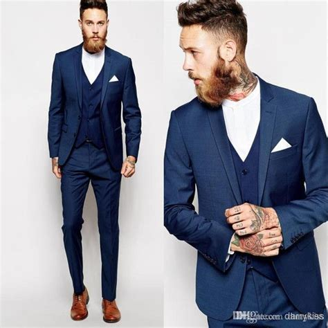 25  best ideas about Blue suit groom on Pinterest