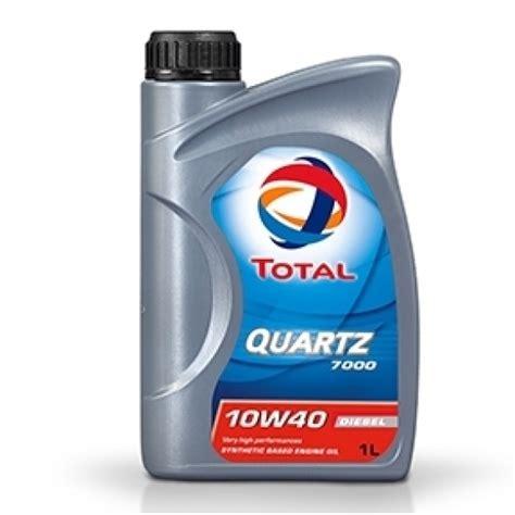 total quartz 7000 diesel 10w40 variklinė alyva 1l tepalai ir techniniai skysčiai other goods