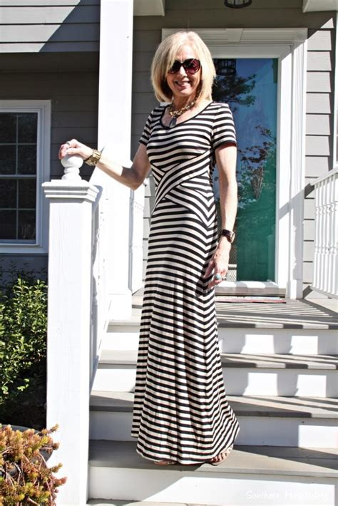 how to wear a maxi over 50 fashion over 50 maxi dress southern hospitality