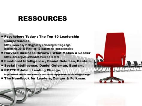 leadership  competences strategiques