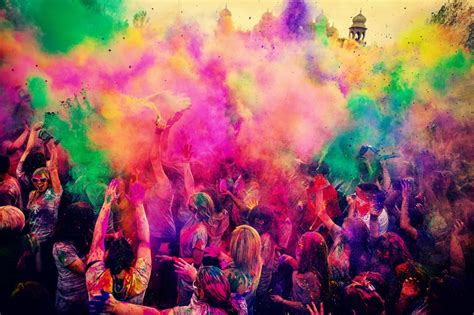 festival of colors india holi festival in india festival of colors