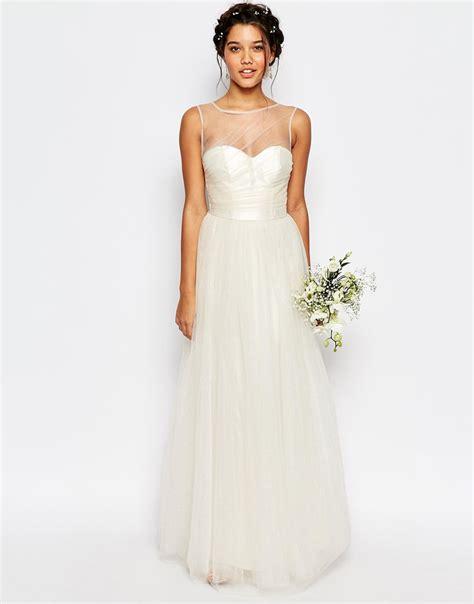 chi chi london witte jurk engaged de goedkope trouwjurk die het internet beheerst