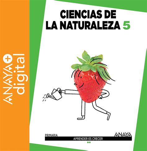 ciencias de la naturaleza 846808770x relaciona informaci 211 n ciencias naturales 5 186 anaya digital