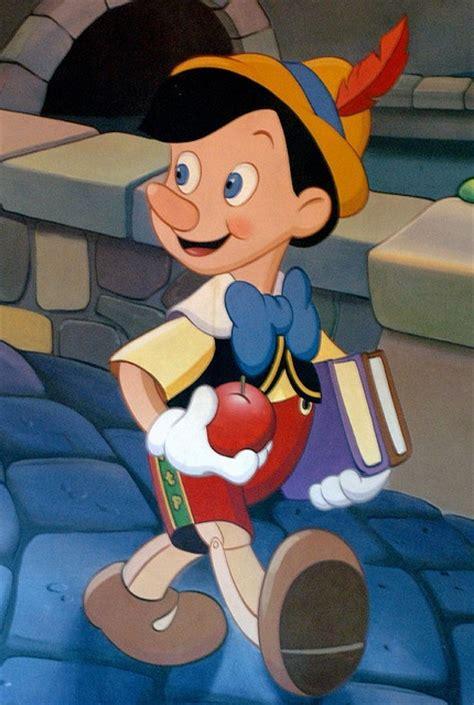 Disney Go To School quot pinocchio quot 1940 mi querido pinocho y personajes