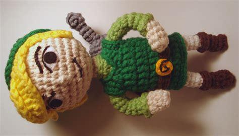 crochet pattern link zelda crochet zelda creatys for