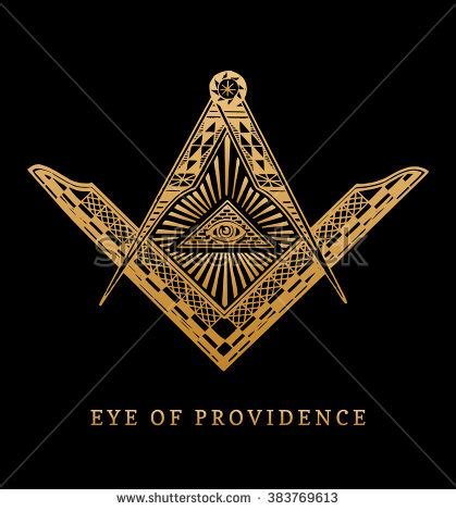 illuminati and freemasonry freemason stock vectors vector clip