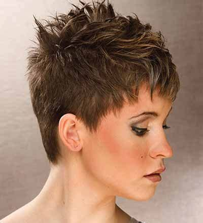 spiked hair styles with a 27 piece by dreamweaver super short spikey look latest hair trends in 2016