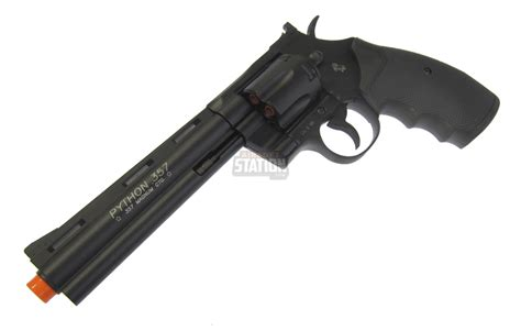 Airsoft Gun Colt Python Colt Python 6 Quot 357 Magnum Metal Co2 Airsoft Revolver
