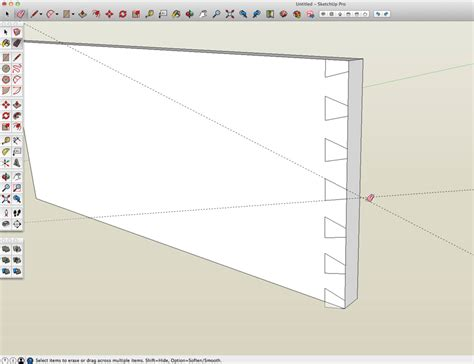 sketchup layout guidelines dovetails in sketchup easier than you think popular