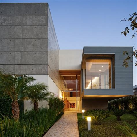 modern house entrance 40 modern entrances designed to impress architecture beast