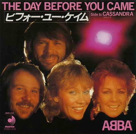 The Day Before abba collection