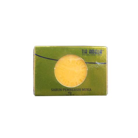 Sabun Muka Shop Sabun Pembersih Muka Amelia Herbacinta