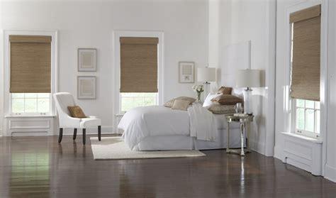 Roman Shades Top Down - shutterworld shutters blinds shades scv santa clarita woven wood bamboo shades